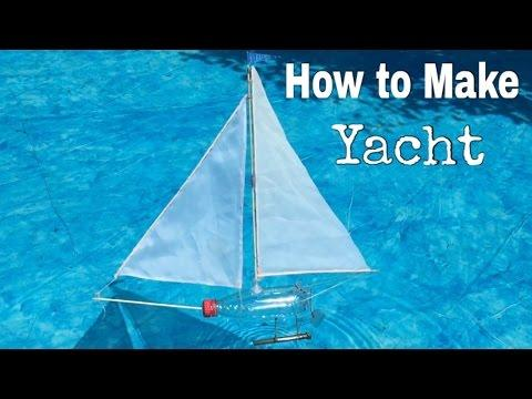 Embedded thumbnail for How to Make a Yacht Out of Plastic Bottle