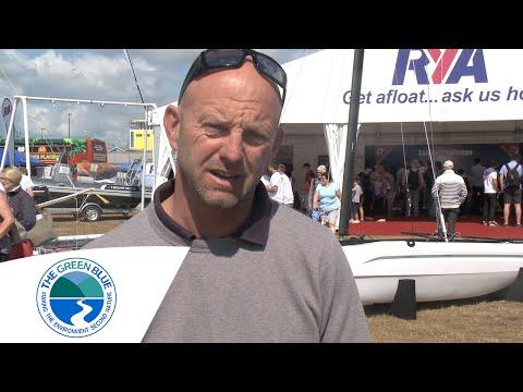Embedded thumbnail for The Green Blue with Volvo Ocean Race Winner Ian Walker