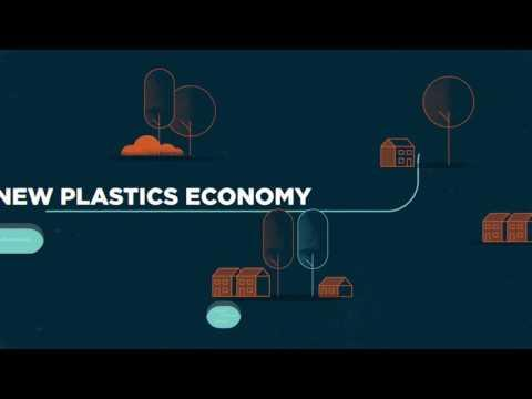 Embedded thumbnail for The New Plastics Economy