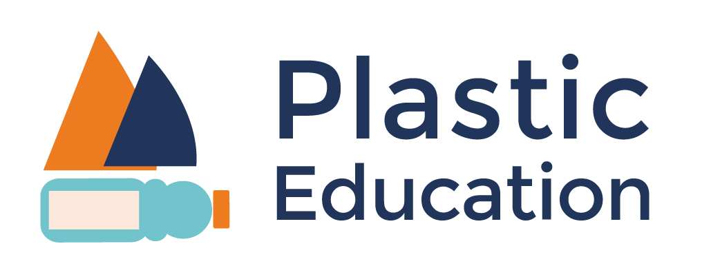 Plastic Education | Ocean Guardian Challenge logo